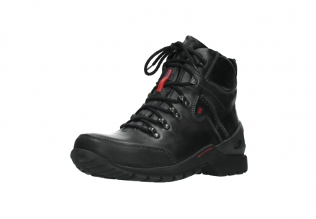 wolky veterboots 06500 city tracker 30210 antraciet leer_22
