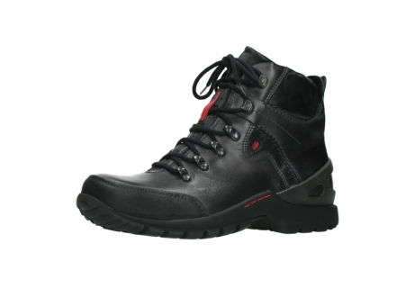 wolky veterboots 06500 city tracker 30210 antraciet leer_23