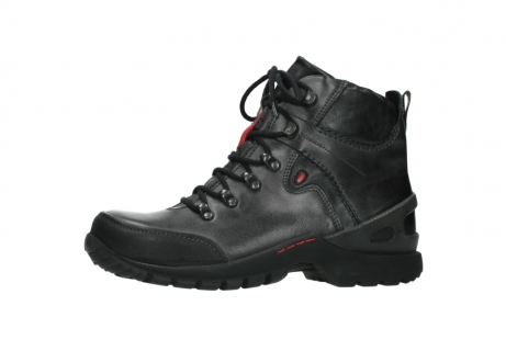 wolky lace up boots 06500 city tracker 30210 anthracite leather_24