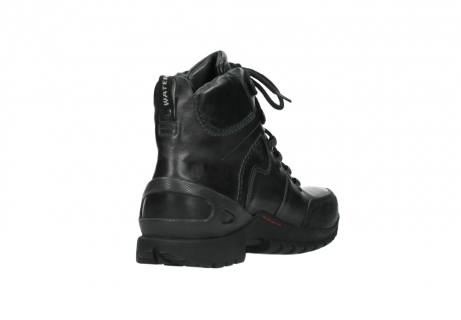 wolky lace up boots 06500 city tracker 30210 anthracite leather_9