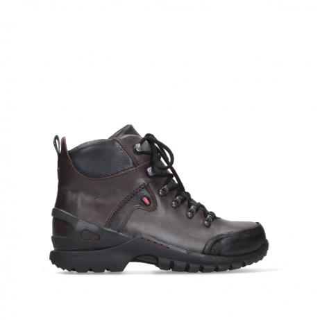 wolky boots 06500 city tracker 30300 braun leder