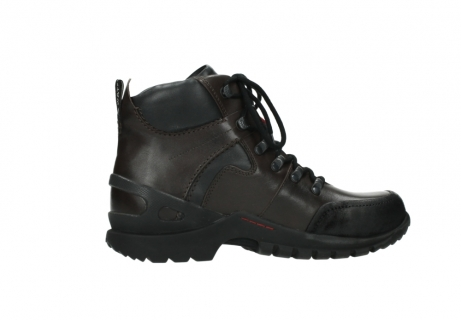 wolky bottines a lacets 06500 city tracker 30300 cuir marron_12