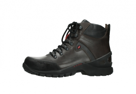 wolky bottines a lacets 06500 city tracker 30300 cuir marron_24