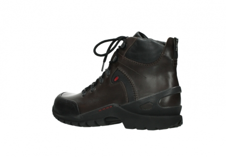 wolky bottines a lacets 06500 city tracker 30300 cuir marron_3