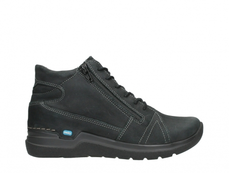 wolky lace up boots 06606 why 11000 black nubuck_1