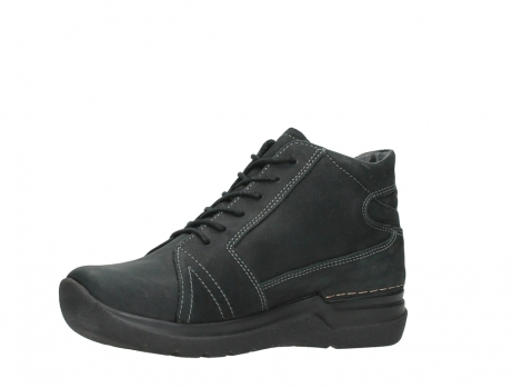 wolky lace up boots 06606 why 11000 black nubuck_11