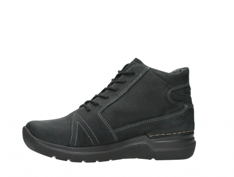 wolky lace up boots 06606 why 11000 black nubuck_12