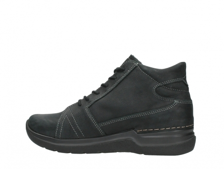 wolky lace up boots 06606 why 11000 black nubuck_14
