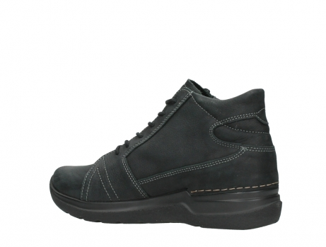 wolky lace up boots 06606 why 11000 black nubuck_15