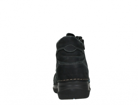 wolky lace up boots 06606 why 11000 black nubuck_19