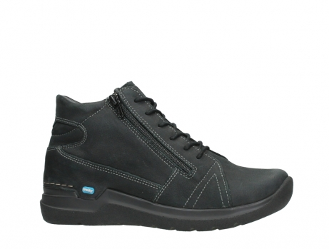 wolky lace up boots 06606 why 11000 black nubuck_2