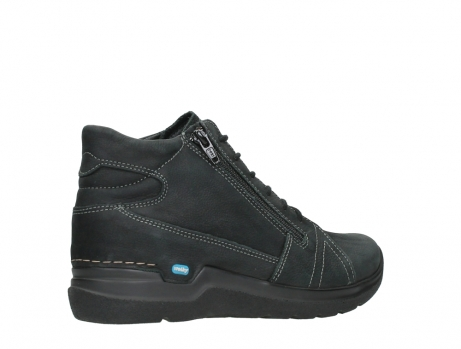 wolky lace up boots 06606 why 11000 black nubuck_23
