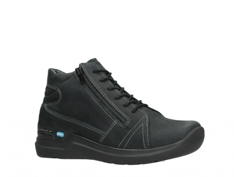 wolky lace up boots 06606 why 11000 black nubuck_3