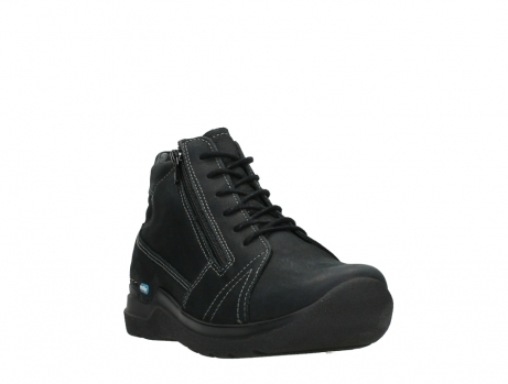 wolky lace up boots 06606 why 11000 black nubuck_5