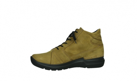 wolky lace up boots 06606 why 11940 mustard nubuckleather_12