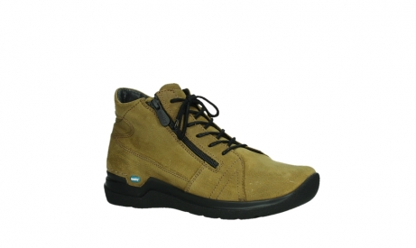 wolky lace up boots 06606 why 11940 mustard nubuckleather_3