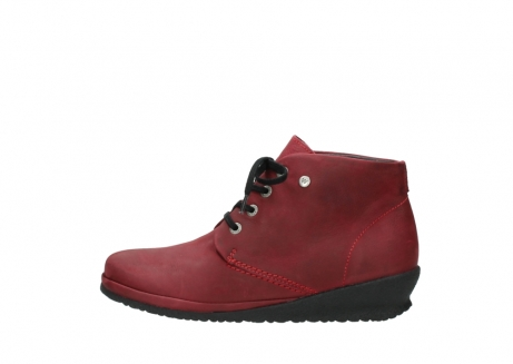 wolky lace up boots 07251 sacramento 11530 bordeaux leather_1