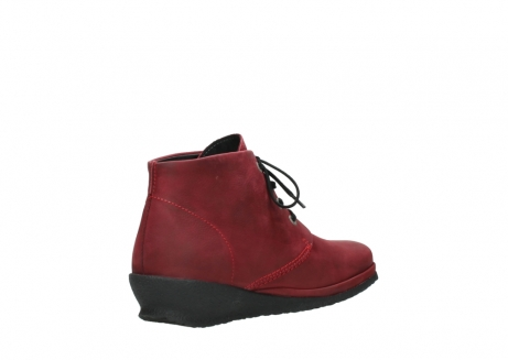 wolky lace up boots 07251 sacramento 11530 bordeaux leather_10