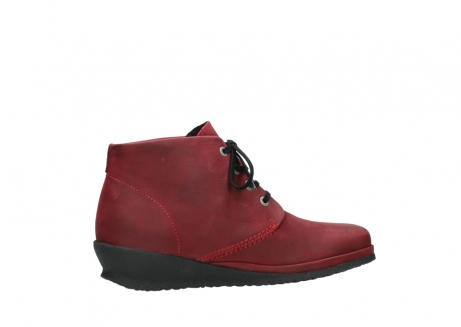 wolky lace up boots 07251 sacramento 11530 bordeaux leather_12