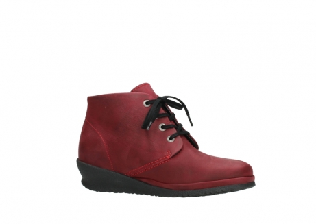 wolky lace up boots 07251 sacramento 11530 bordeaux leather_15