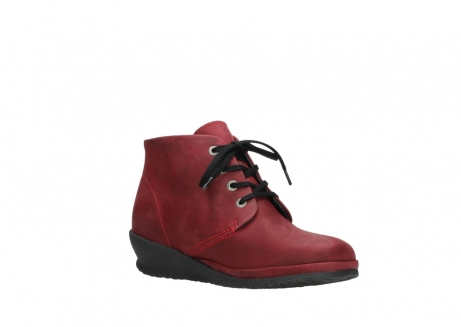 wolky lace up boots 07251 sacramento 11530 bordeaux leather_16