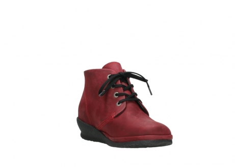 wolky lace up boots 07251 sacramento 11530 bordeaux leather_17