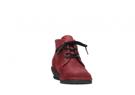 wolky lace up boots 07251 sacramento 11530 bordeaux leather_18