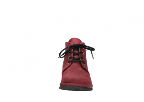 wolky lace up boots 07251 sacramento 11530 bordeaux leather_19