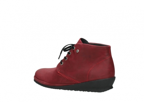 wolky lace up boots 07251 sacramento 11530 bordeaux leather_3
