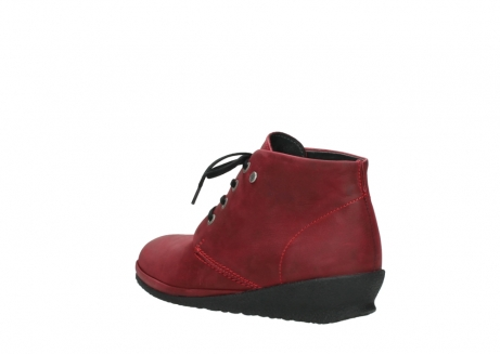 wolky lace up boots 07251 sacramento 11530 bordeaux leather_4