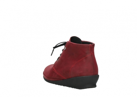 wolky lace up boots 07251 sacramento 11530 bordeaux leather_5