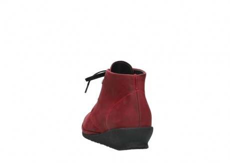 wolky lace up boots 07251 sacramento 11530 bordeaux leather_6