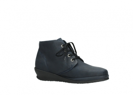 wolky lace up boots 07251 sacramento 11802 blue oiled nubuck_15