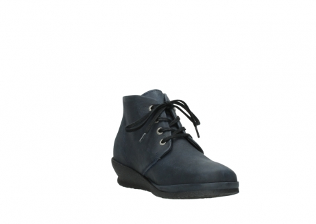 wolky lace up boots 07251 sacramento 11802 blue oiled nubuck_17