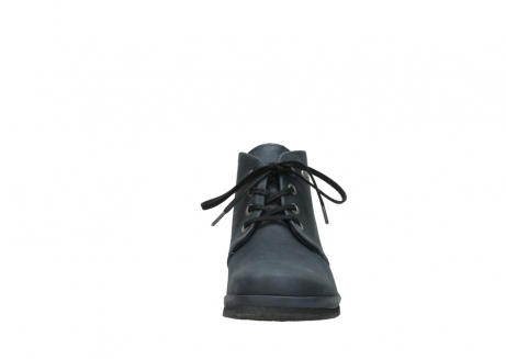 wolky lace up boots 07251 sacramento 11802 blue oiled nubuck_19