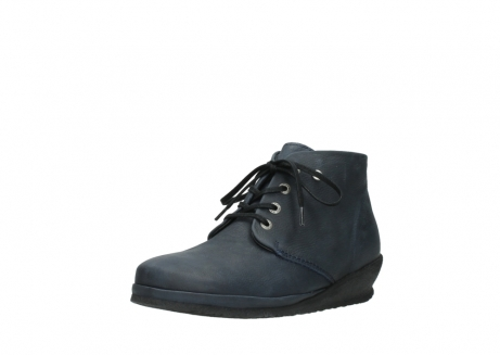 wolky lace up boots 07251 sacramento 11802 blue oiled nubuck_22
