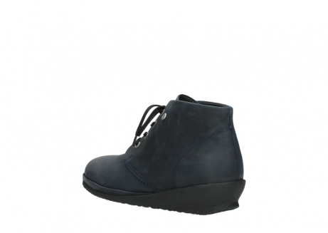 wolky lace up boots 07251 sacramento 11802 blue oiled nubuck_4