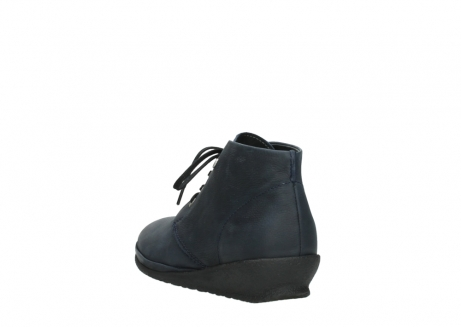 wolky lace up boots 07251 sacramento 11802 blue oiled nubuck_5
