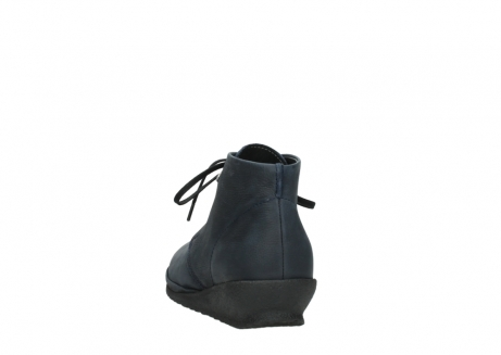 wolky lace up boots 07251 sacramento 11802 blue oiled nubuck_6