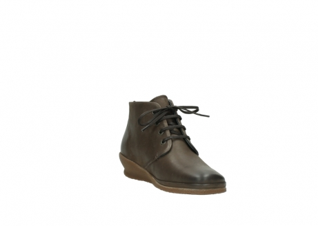 wolky veterboots 07251 sacramento 50150 taupe geolied leer_17
