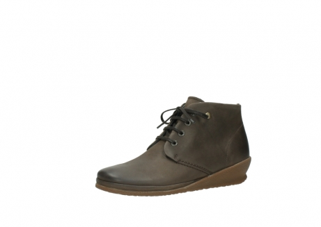 wolky veterboots 07251 sacramento 50150 taupe geolied leer_23