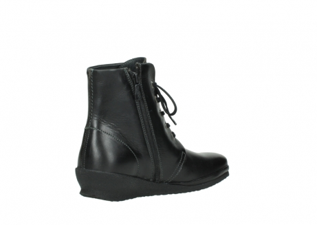 wolky veterboots 07252 madera 50000 zwart geolied leer_10