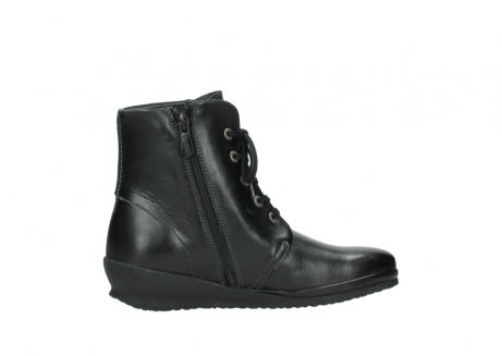 wolky veterboots 07252 madera 50000 zwart geolied leer_12