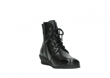 wolky veterboots 07252 madera 50000 zwart geolied leer_17
