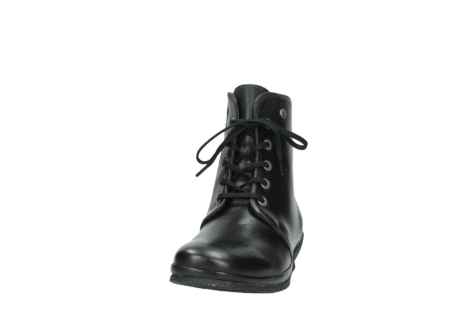 wolky veterboots 07252 madera 50000 zwart geolied leer_20
