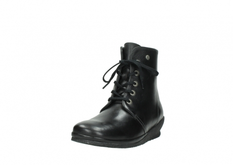 wolky veterboots 07252 madera 50000 zwart geolied leer_21