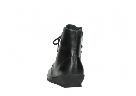 wolky veterboots 07252 madera 50000 zwart geolied leer_6