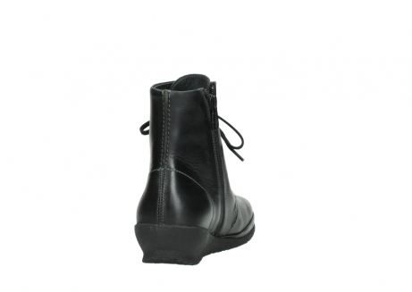 wolky veterboots 07252 madera 50000 zwart geolied leer_8