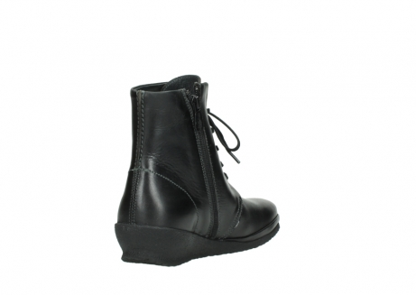 wolky veterboots 07252 madera 50000 zwart geolied leer_9