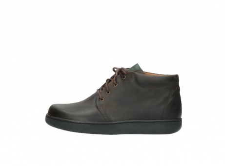 wolky bottines a lacets 08100 kansas 50300 nubuck marron_1